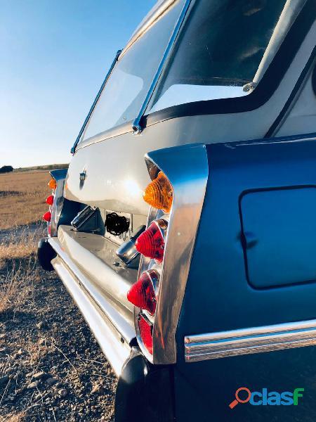 Squalo della famiglia Citroën DS 21. 6