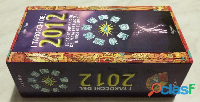 tarocchi del 2012. Le carte divinatorie dei maya per leggere il nostro futuro. Con 92 carte nuovo