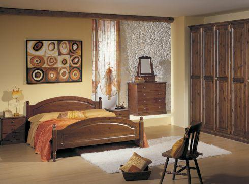 Mobili in legno: camera completa 004 nuova affare