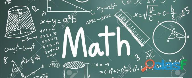 Ripetizioni di matematica per tutta italia a tutti i livelli