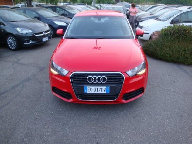 Audi a1 1.6 tdi 105 cv attraction rif. 12259435