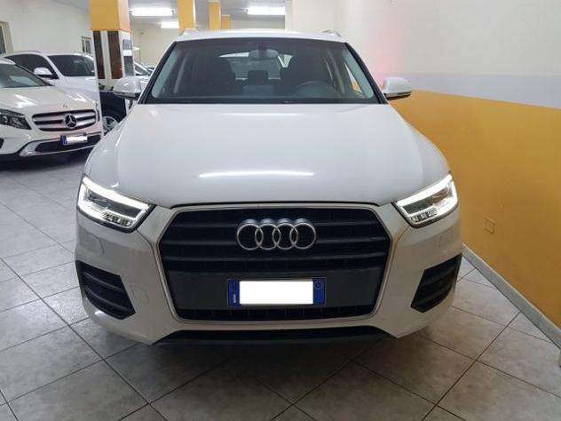 Audi q3 2.0 tdi 150 cv design rif. 12258089