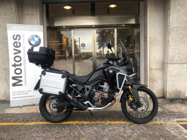 Africa twin dct abs (2016 - 17)