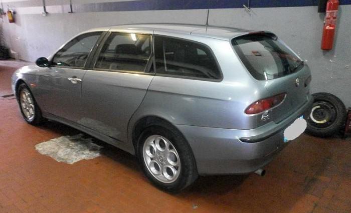 Alfa romeo 156 jtd diesel sw