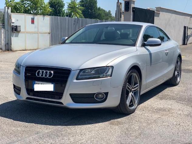 Audi a5 3.0 v6 tdi f.ap. qu. s tr. ambition