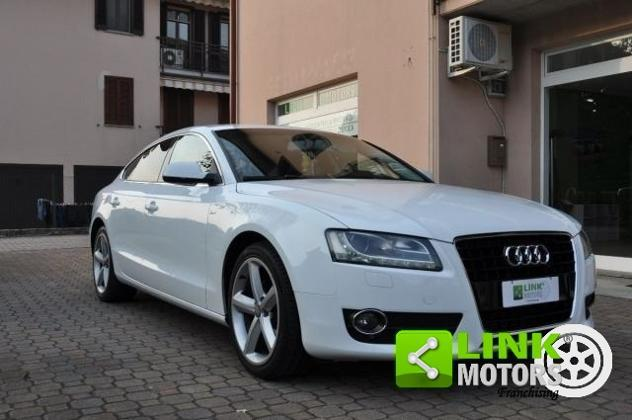Audi a5 sportback 2.0 tdi f.ap.