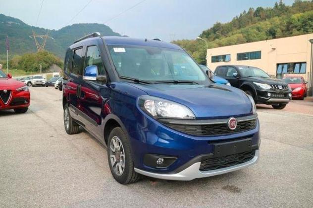 Fiat doblò doblo 1.6 mjt trekking 120cv