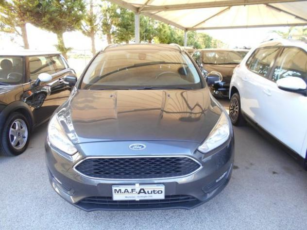 Ford focus 1.5 tdci 120 cv start&stop sw business navi rif.