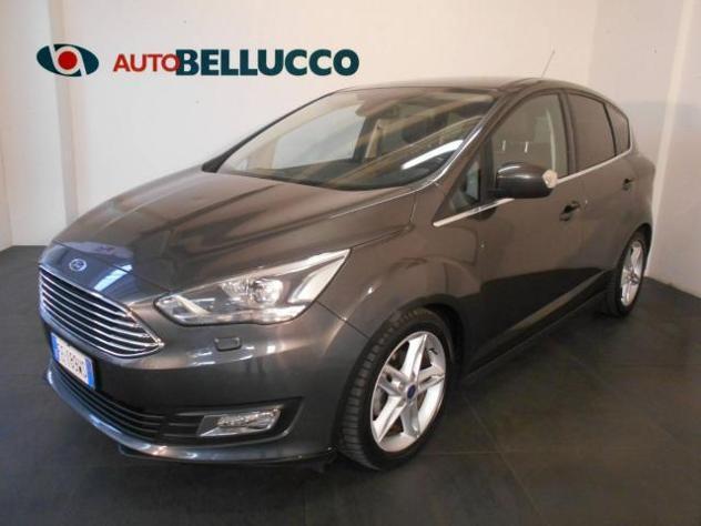 Ford c-max 1.0 ecoboost 125cv start&stop titanium x