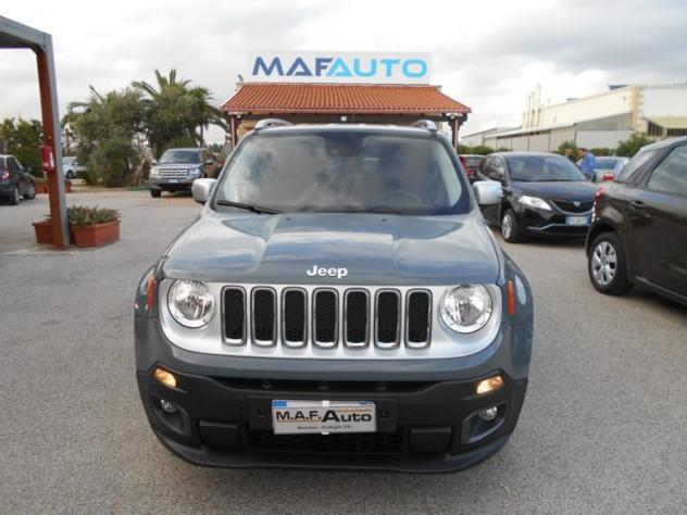 Jeep renegade 1.6 mjt 120 cv limited navi rif. 12250821
