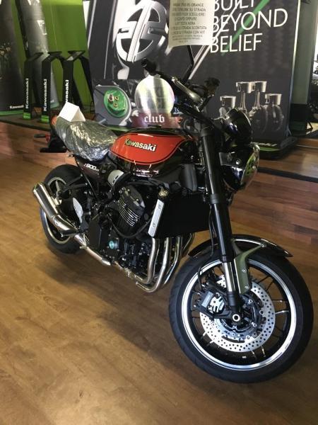 Kawasaki Z 900 RS (2018 - 20) nuova a Cerreto Castello