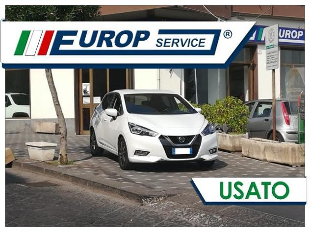 Nissan micra 1.5 dci 8v n-connecta +audio bose rif. 12256742