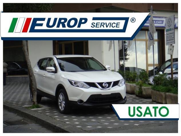 Nissan qashqai 1.5 dci 110cv acenta 2016 rif. 12256746