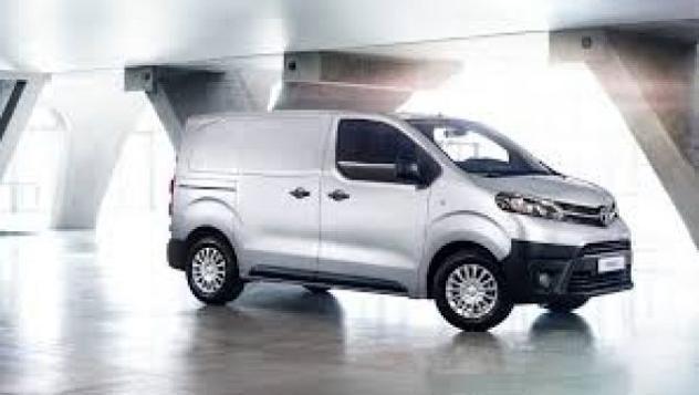 Toyota proace 1.5d 120cv s&s pc-tn furgone compact 3p.10q