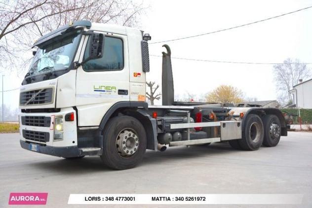 Volvo truck co.fm12 r62 scarrabile rif. 12228570