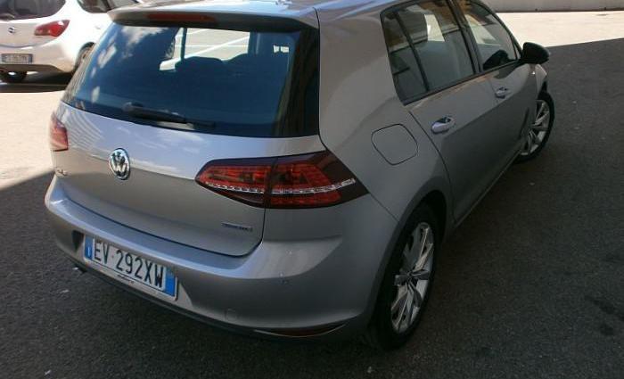 Volkswagen golf 7 dsg 2014