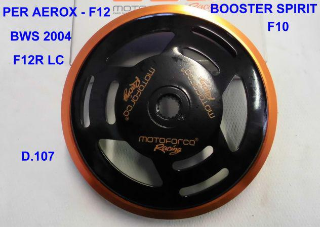 Campana frizione motoforce racing (107mm) aerox f12 booster