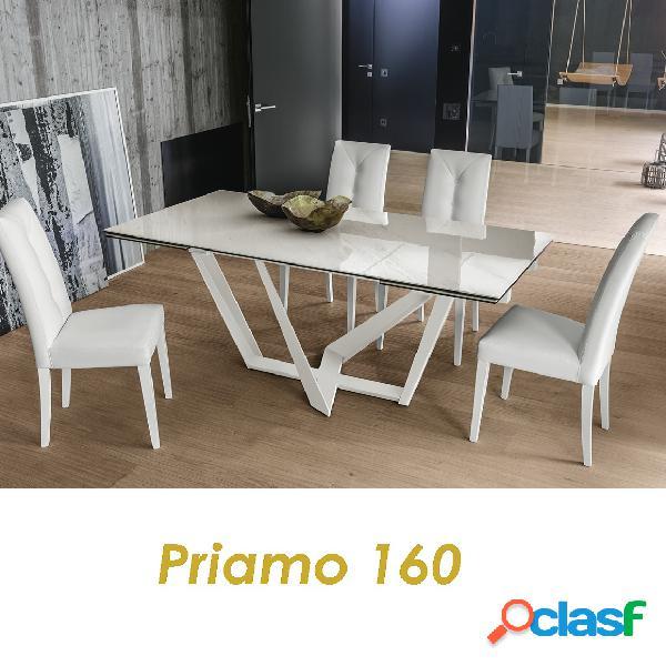 Tavolo Priamo 160