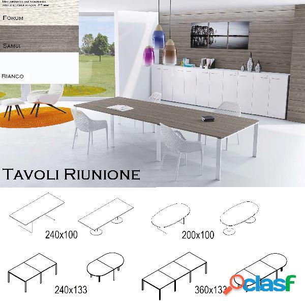 Tavolo riunione mykonos