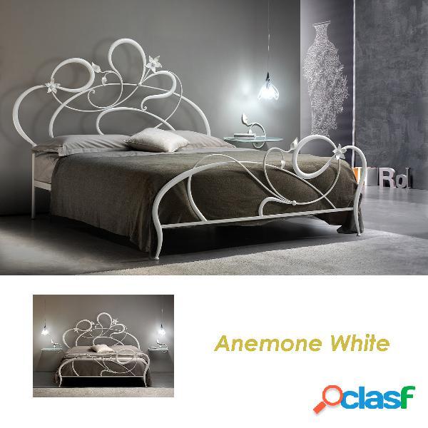 Letto Anemone White