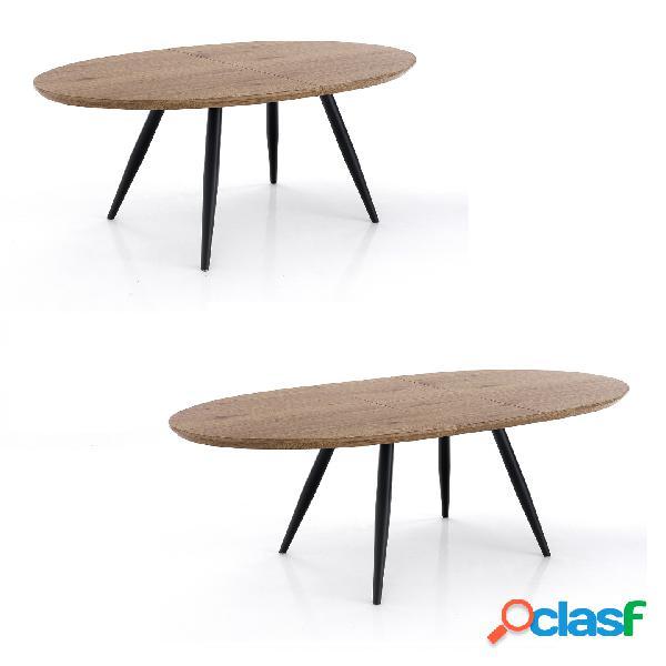 Tavolo Oval