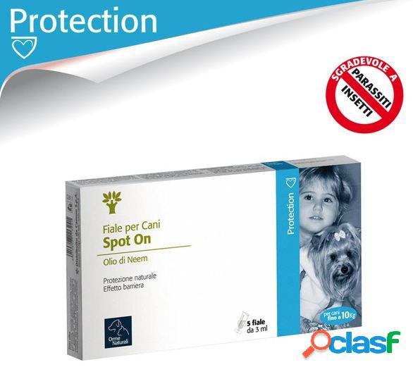 Camon protection spot-on per cani fino a 10 kg 5 fiale da 3 ml