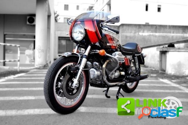 Moto guzzi v 750 benzina in vendita a tricase (lecce)