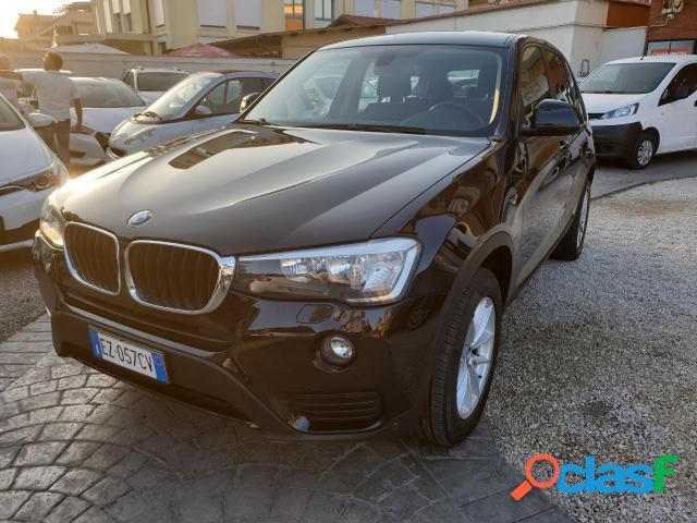 Bmw x3 diesel in vendita a fiumicino (roma)