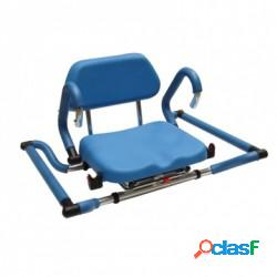 Intermed sedia girevole con imbottiture in poliuretano