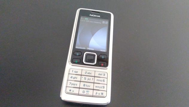Cellulare nokia 6300 argento (rm-217)