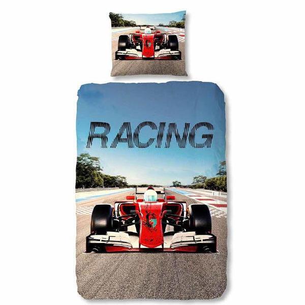 Good morning copripiumino 5732-p racing 140x200/220 cm