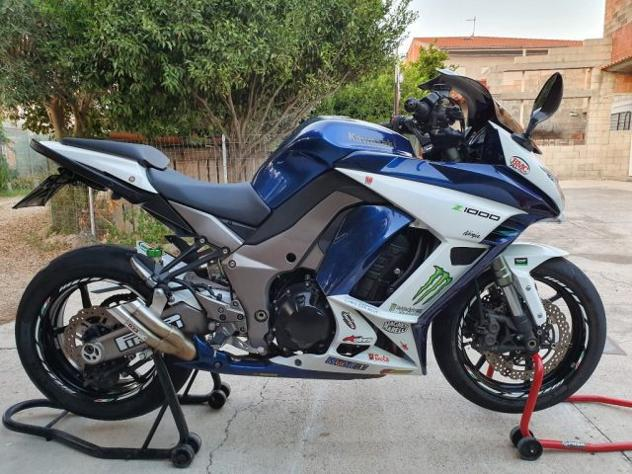 Kawasaki z 1000 sx touring rif. 12238121
