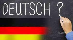 Ripetizioni di tedesco (madrelingua) e inglese