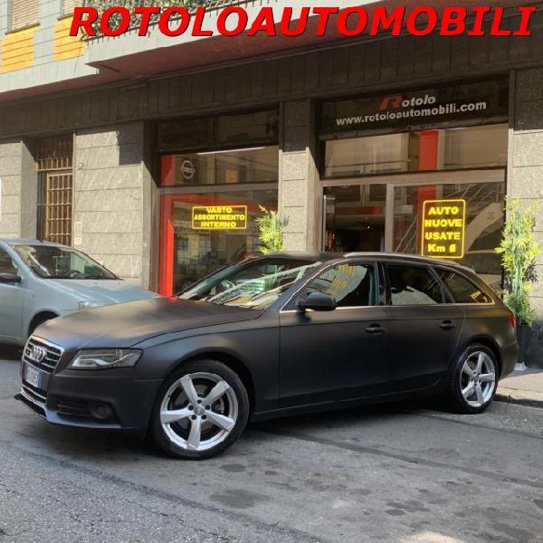 Audi A4 2.0 TDI 170CV quattro