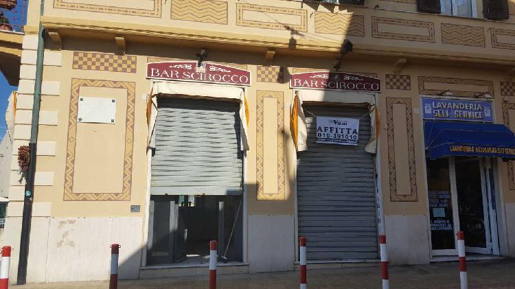 Bar a Sturla, Genova