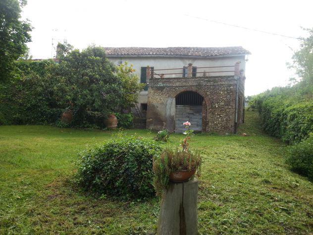Casa con terreno in vendita presso montopoli 50 km da roma