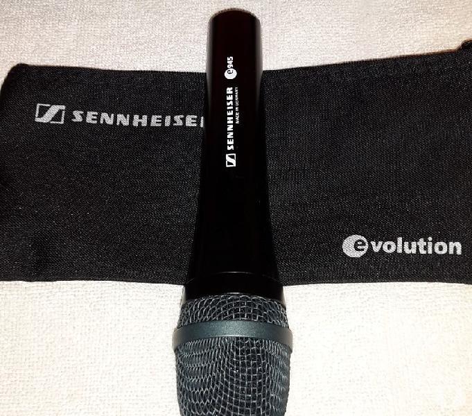 Microfono schure beta 58a + 58a +sennheser e945 e845s