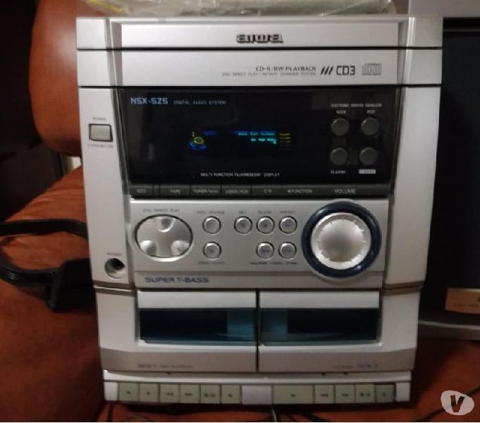 Stereo hi-fi aiwa