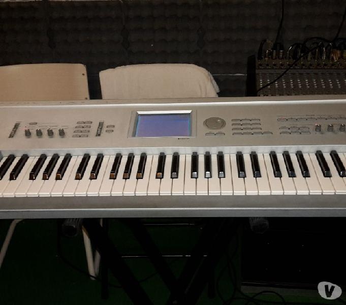 Tastiera korg triton classic 61 + opzional
