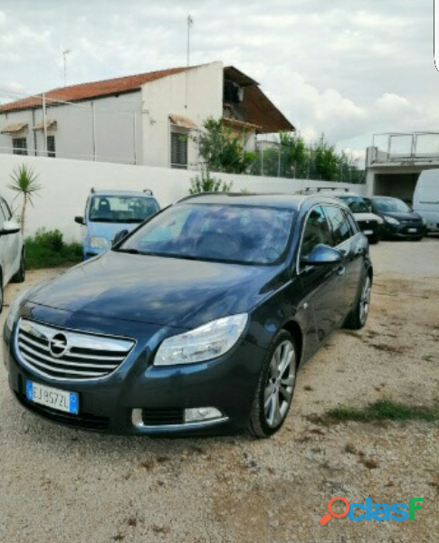 Opel Insignia Gpl