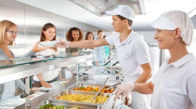 5 addetti mensa (baristi/cuochi)