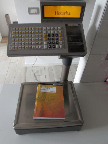 Bilancia professionale bizerba sc-h 800