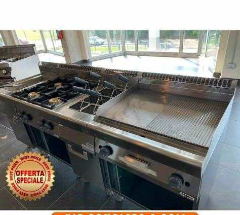 Cucina completa - profondità 700