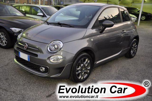 """Fiat 500 1.2 """"s"""" dualogic pelle beats uconnect garanzia"""