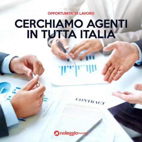 Procacciatori di affari in tutta italia