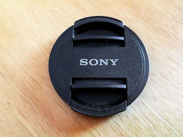 Sony ALC-F77S Copriobiettivo Anteriore Nero
