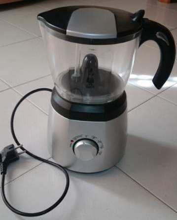 Cioccolatiera elettrica bialetti in acciaio