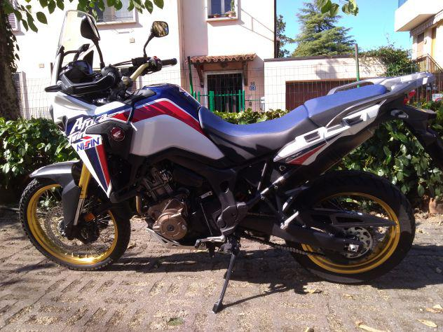 Africa twin abs