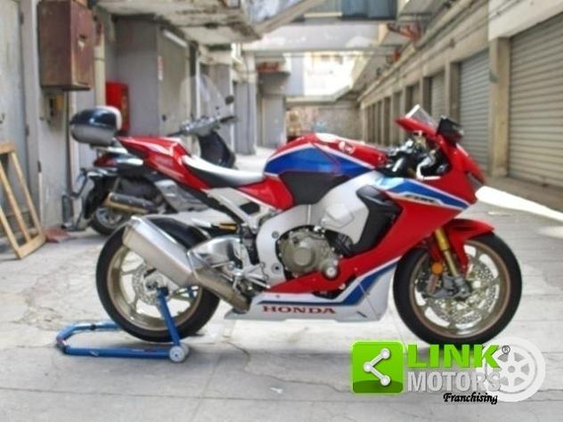 Honda cbr 1000 rr 'fireblade' sp2 192cv (2018) km 0!