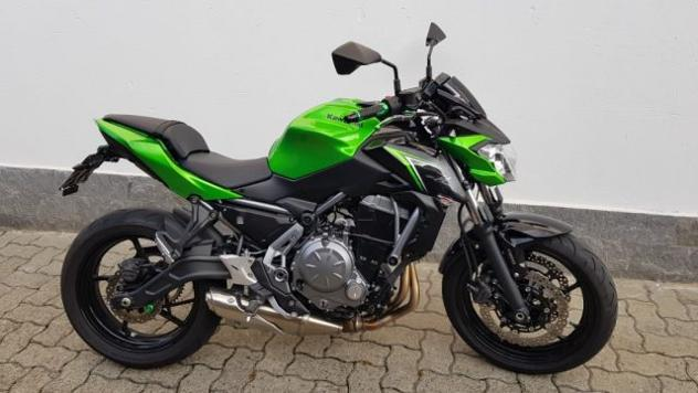 Kawasaki z 650 abs - naked rif. 12286065
